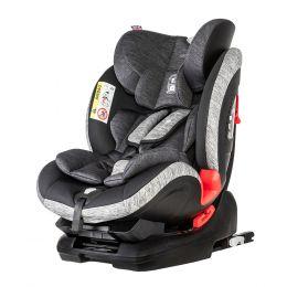 Cozy N Safe Arthur Group 0+/1/2/3 Child Car Seat Black/Grey