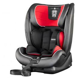Cozy N Safe Excalibur Child Car Seat (25KG Harness) Black/Red
