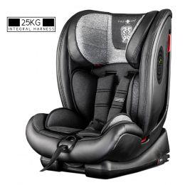 Cozy N Safe Excalibur Child Car Seat (25KG Harness) Graphite