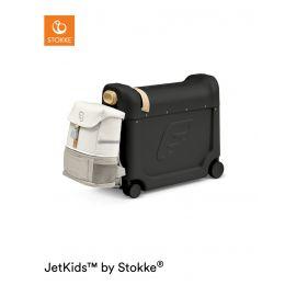 JetKids™ by Stokke® Travel bundle: BedBox™ + Crew BackPack™ Lunar Eclipse