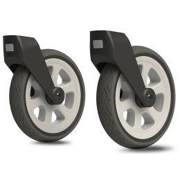 Joolz Day All Terrain Swivel Wheels Silver