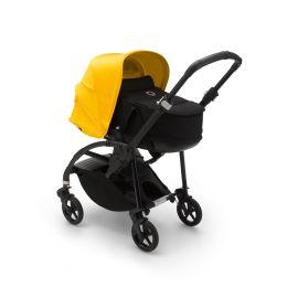 Bugaboo Bee 6 Complete + Carrycot Black / Lemon Yellow