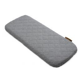 Bugaboo Wool Mattress Cover Grey Melange