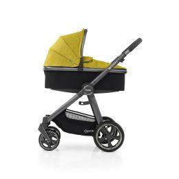 BabyStyle Oyster 3 Pram & Pushchair Mustard City Grey