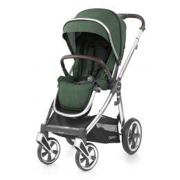 BabyStyle Oyster 3 Pushchair Alpine Green Mirror