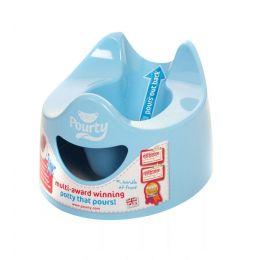 Pourty Easy To Pour Potty Blue