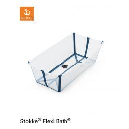 Stokke® Flexi Bath® Transparent Blue