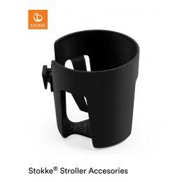 Stokke® Stroller Cup Holder Black