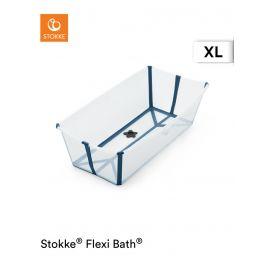 Stokke® Flexi Bath® X-Large Transparent Blue