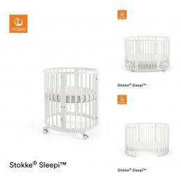 Stokke® Sleepi™ Mini / Bed Package White