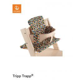 Stokke® Tripp Trapp® Classic Cushion Honeycomb Happy