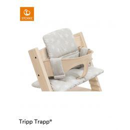 Stokke® Tripp Trapp® Classic Cushion Stars Silver