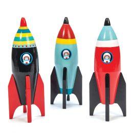 Le Toy Van Space Rockets