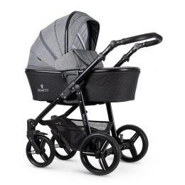 Venicci Shadow 3 in 1 Travel System Denim Grey (inc Car Seat)
