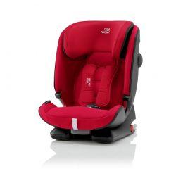 Britax Advansafix IV R Car Seat Fire Red