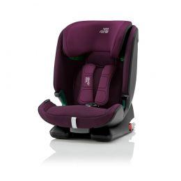 Britax Advansafix M I-Size Car Seat Burgundy Red