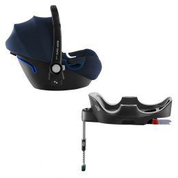 Britax Baby Safe 2 I-Size Bundle Moonlight Blue