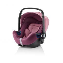 Britax Baby Safe 2 I-Size Car Seat Wine Rose