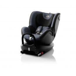 Britax Dualfix 2 R Car Seat Blue Marble