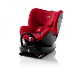 Britax Dualfix 2 R Car Seat Fire Red