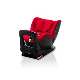 Britax Dualfix I-Size Car Seat Fire Red