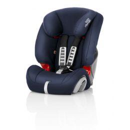 Britax Evolva 1-2-3 Car Seat Moonlight Blue