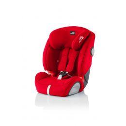 Britax Evolva 1-2-3 SL SICT Car Seat Fire Red