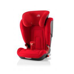 Britax Kidfix 2 R Car Seat Fire Red