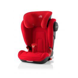 Britax Kidfix 2 S Car Seat Fire Red