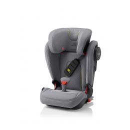Britax Kidfix III S Car Seat Cool Flow Silver