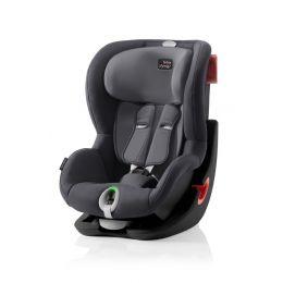 Britax King II LS Car Seat Storm Grey