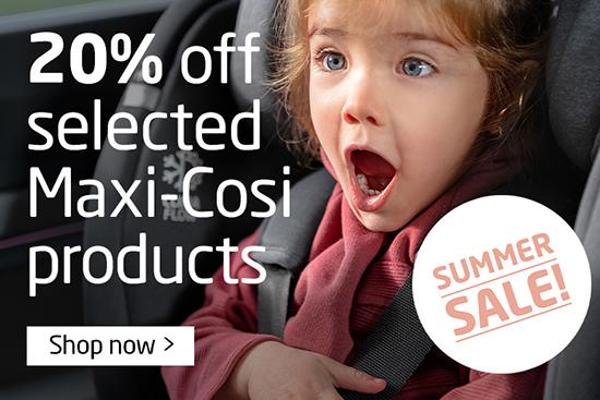 Maxi Cosi 20% offer