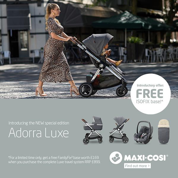 Maxi Cosi Adorra Luxe Travel System