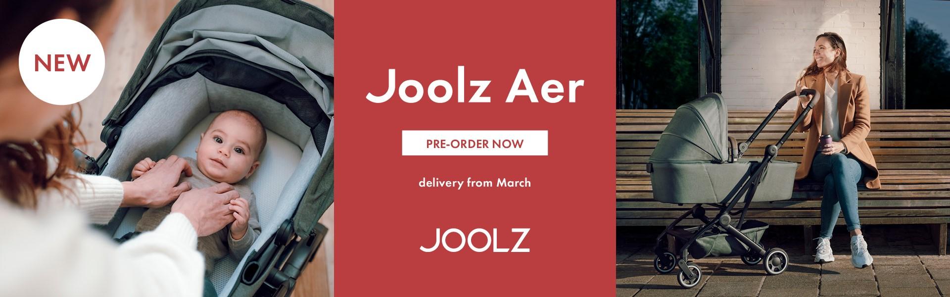 Joolz Aer Cot Pre Order