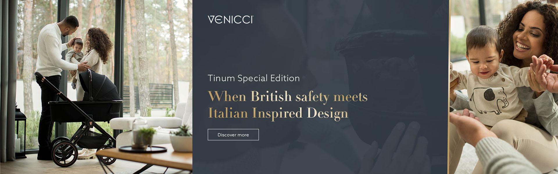 venicci tinum special edition